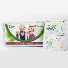 Fohow Sanitary Napkin (day and night)