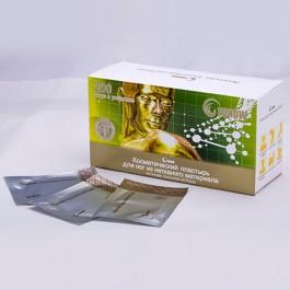 Plastry z aromatycznymi i eterycznymi olejkami