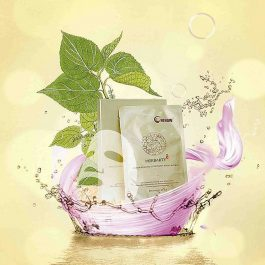 COSMETIC FACE MASK FOHOW WITH PEPTIDES